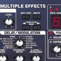 Multi-effets basse