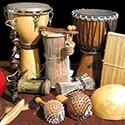Percus africaines