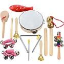 Percussion eveil enfants