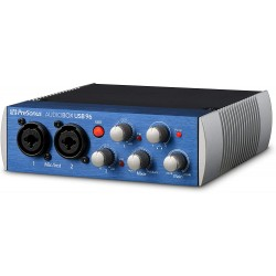 Carte son Presonus AUDIOBOX USB 96