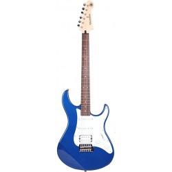 Guitare électrique Yamaha Pacifica 012 Dark metallic blue