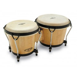 Bongos LP CP traditionnels Naturel CP221-AW