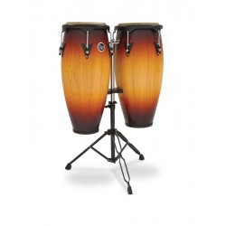Set de congas LP city LP646NY-VSB vintage sunburst