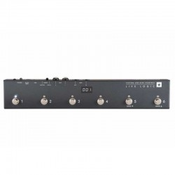 Pédalier Blackstar Live Logic Midi Controler