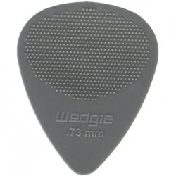 Mediators Wedgie nylon XT 0.88mm gris pack de 12
