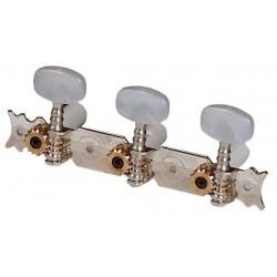 Mécaniques guitare classique Pro Arte