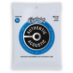 Cordes acoustique Martin medium 13-56