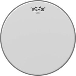Peau Ambassador sablée 15 pour Tom caisse claire tambour