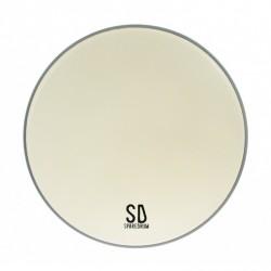 Peau de caisse claire SD Sparedrum Everest 14 sablée