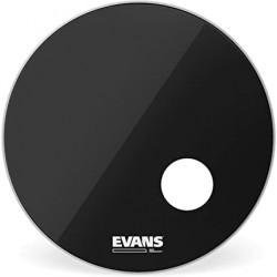 Peau de grosse caisse 22 Evans EQ3 percée