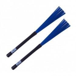 Balais nylon Flix Jazz bleus