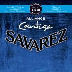 Cordes de guitare classique Savarez Cantiga 510AJ