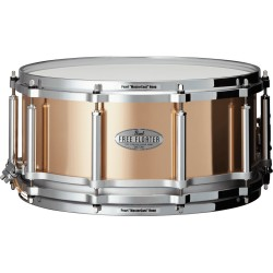 Caisse claire Pearl Free Floating phosphore Bronze 14x6.5 FTPB1465