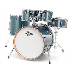 Gretsch Catalina Maple Rock 22 Silver Sparkle