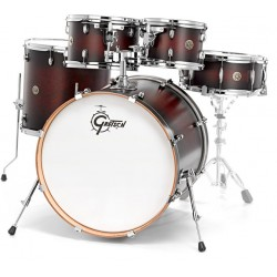 Gretsch Catalina Maple Rock 22 satin deep cherry burst