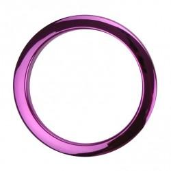 Anneau de renfort peau de grosse caisse Os 4 pouces violet
