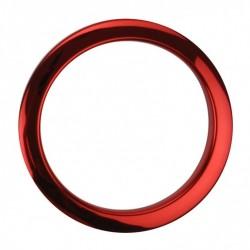 Anneau de renfort peau de grosse caisse Os 5 pouces rouge
