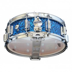 "Caisse claire Rogers Dyna-Sonic 14 x 5"" Blue Onyx Beavertail"""