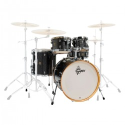 Gretsch Catalina Maple Rock 22 Black Bronze Sparkle