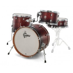 Batterie Gretsch Catalina club Jazz 18 satin antique fade