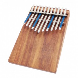 Kalimba Alto Ami Hugh Tracey junior Celeste 11 Notes sur Table