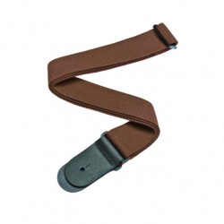 Sangle Planet Waves coton marron