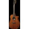 Guitare électro-acoustique Lag T98 DCE acajou