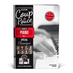 Coup de pouce songbook piano volume 2 spécial classique