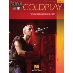 Piano Play along Coldplay 16 avec téléchargement audio