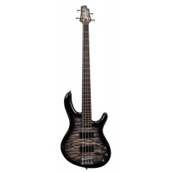 Basse électrique Cort Action bass 4 Deluxe Grey Burst