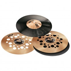 Pack cymbales Paiste PSTX DJs 45