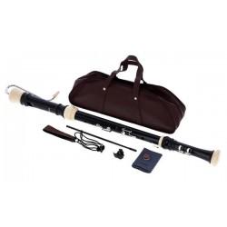 Flute à bec basse baroque Aulos 533B