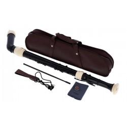 Flute à bec basse baroque Aulos 521