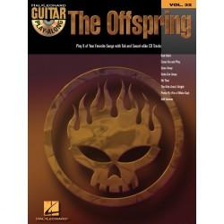 Guitar Play along Offspring volume 32 CD