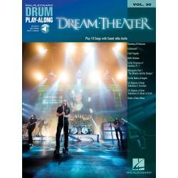 Drum play along Dream Theater avec téléchargement audio