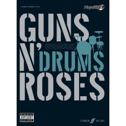Guns N Roses Authentic Playalong Drums