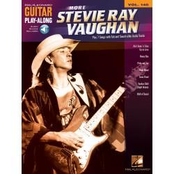 Guitar play along Stevie Ray Vaughan volume 149