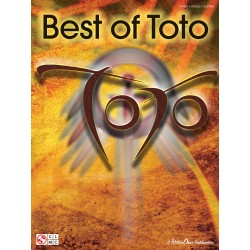 Best of TOTO Piano vocal guitare