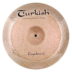 Cymbale Ride Turkish Euphonic 20