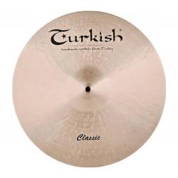 Cymbale Ride Turkish Classic medium 20