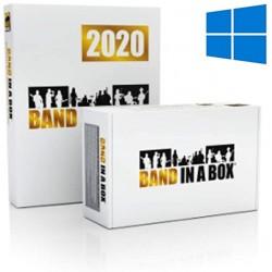 Logiciel BAND IN A BOX version PRO pour PC