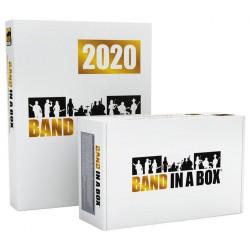 Logiciel BAND IN A BOX version Audiophile 2020 pour PC