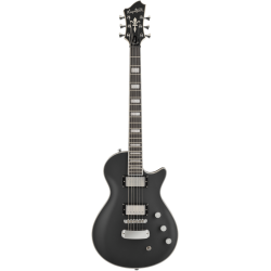 Guitare électrique Hagstrom Ultra Max Satin Black