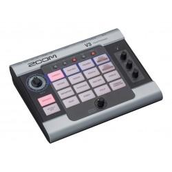 Multi effets pour voix Zoom V3 Voice processor