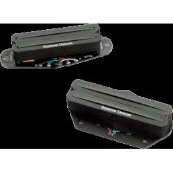 Kit micros simples Seymour Duncan Hot Rail Tele noirs STHR-1S