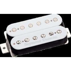 Micro de guitare électrique Seymour Duncan SH4JB chevalet blanc