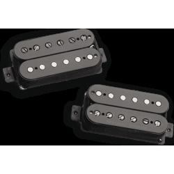 Kit micros guitare électrique Seymour Duncan Nazgul noirs