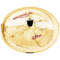 Cymbale China Zildjian Oriental trash 16