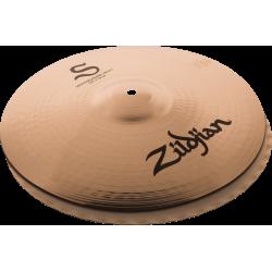 Paire de Hi-hats Zildjian S 14 master sound