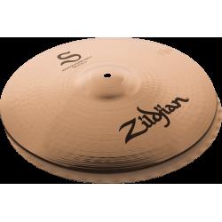 Paire de Hi-hats Zildjian S 13 master sound